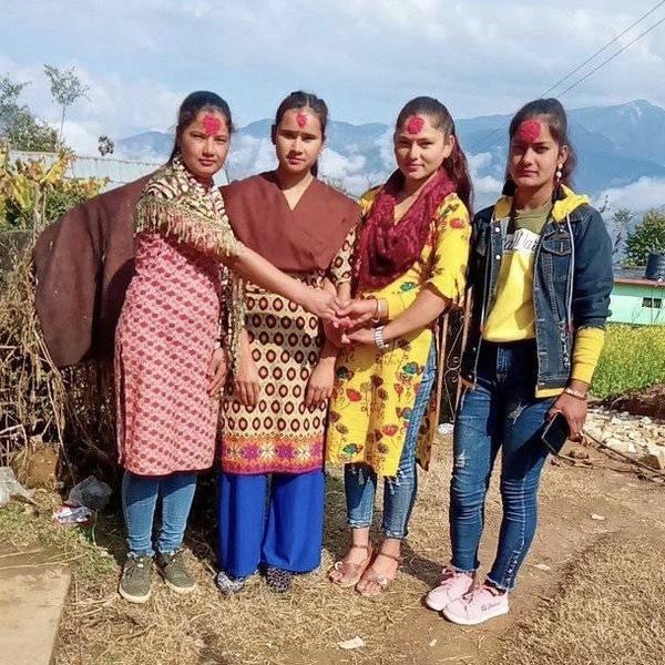 Manisha B. Sangita, Tulasi, Kamala