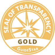 GuideStar.org Gold Level Transparency Organization